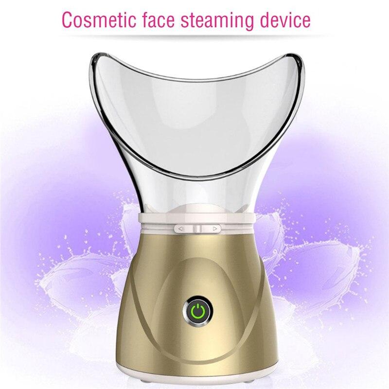 ICOCO Tiefenreinigung Gesichtsreiniger Schönheit Gesicht Dampfenden Gerät Gesichts-dampfer Maschine Gesichts Thermal Sprayer Hautpflege-tool
