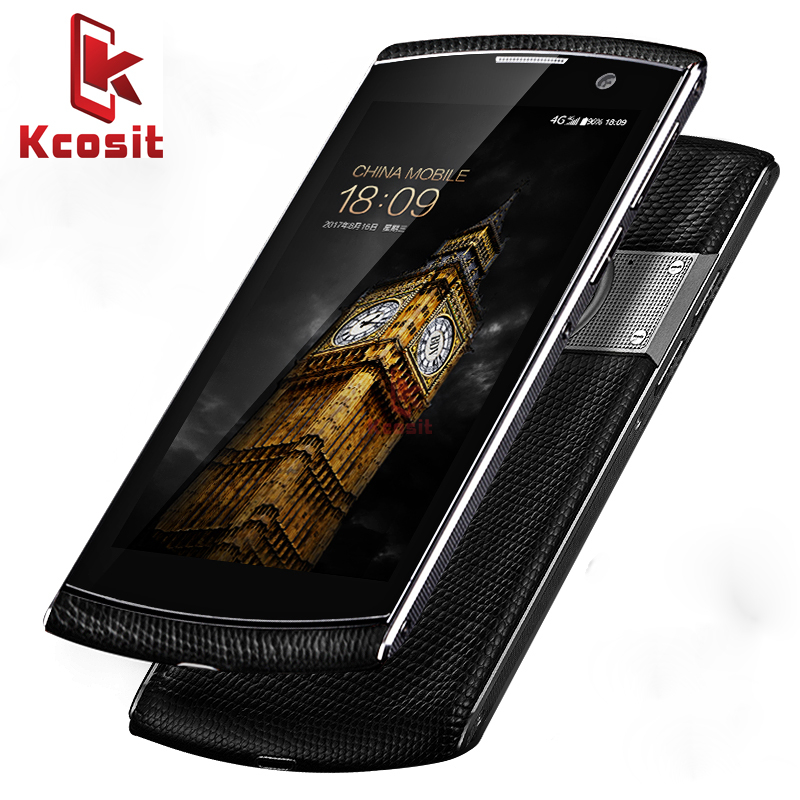 2017 China Kcosit S8 Bussiness Luxury Phone Waterproof Smartphone Android 6 0 4G MTK6755 Octa Core