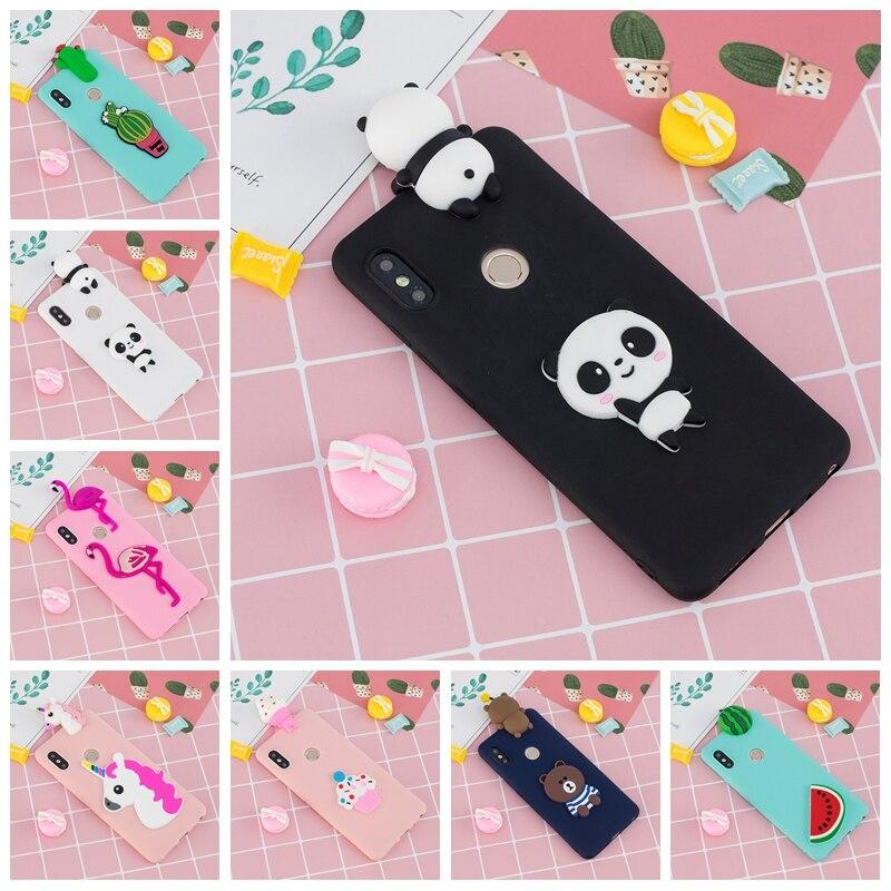 e3a6a9e2a 3D Case For Xiaomi Redmi Note 5 Pro Case Panda Unicorn Fruit Phone Cases  For Redmi Note 5 Pro Coque For Redmi Note 5 Pro Case