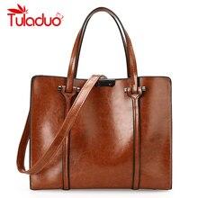 Women Bags Designer Luxury Handbags Shoulder Bag Female Trunk Tote Spanish Brand Shoulder Bag Ladies Large Soft Leather Bag
