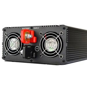 Image 3 - Пик 2500 Вт Чистая синусоида инвертор 12v 220v 1000W 1200W с аппликацией «сердце» самого лучшего качества
