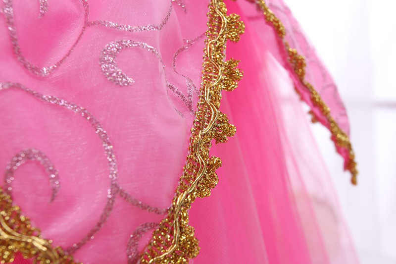 Платье-пачка для маленьких девочек, хлопковое платье-пачка для маленьких девочек, платье принцессы из тюля для вечеринок и танцев для девочек