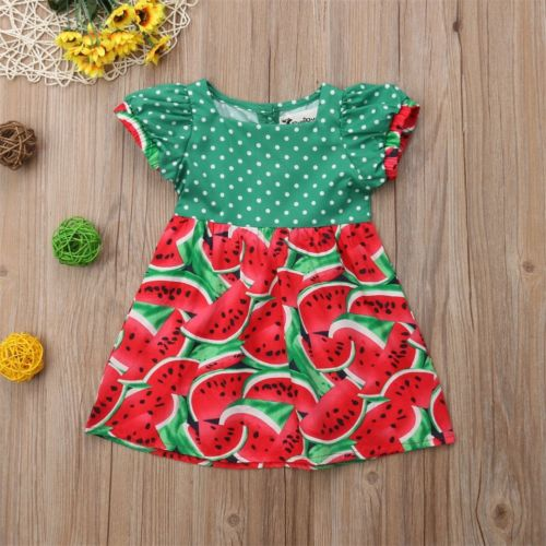 Children Dresses Kids Girl Sleeveless Flower Print Cotton And Linen Floral Dress Baby Girl Spring Summer Dresses For Girls 2pcs Aesthetic Appearance Mother & Kids