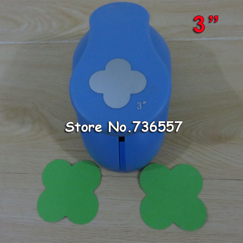 Free Shipping Super Large Size 8cm flowers Shaper hole Punch Craft Scrapbooking Paper Puncher Craft Punch DIY children toys free shipping super large size shaper punch craft scrapbooking snowman paper puncher large craft punch diy children toys