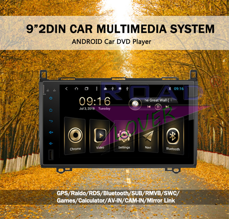 multimedia For Benz B200 2009