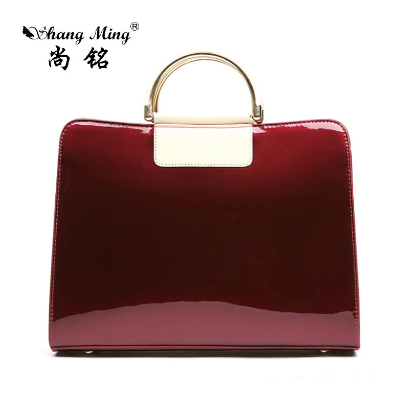 Compare Prices on Red Patent Handbag- Online Shopping/Buy Low ...