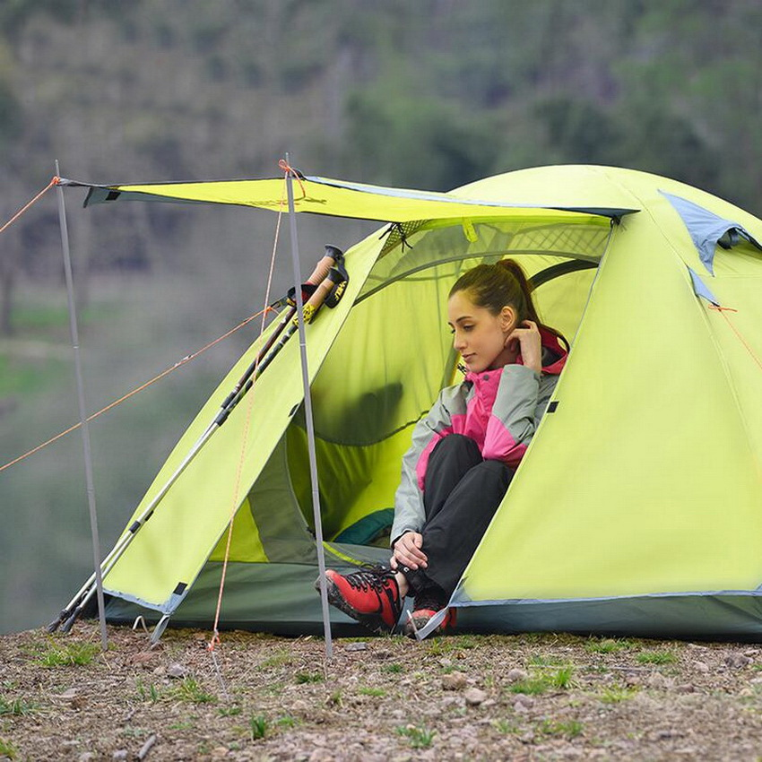 tent poles tent