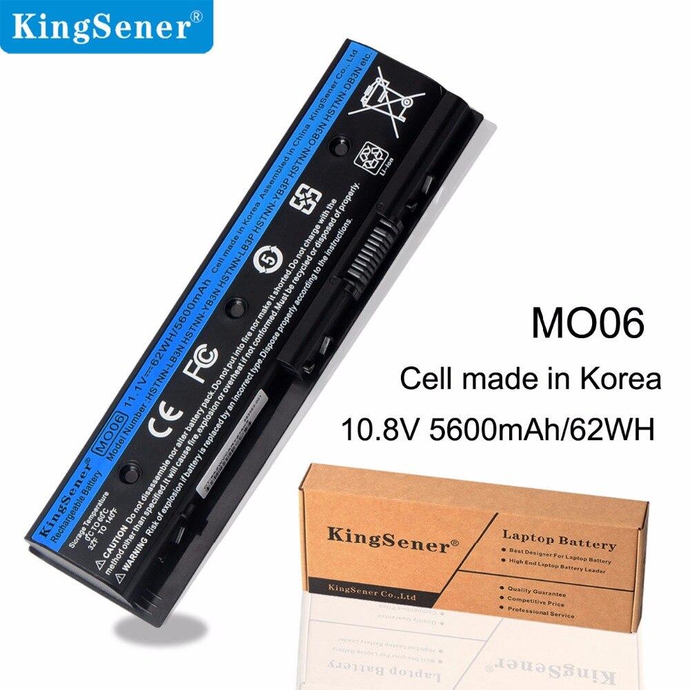 KingSener 11.1V 62WH Laptop Battery MO06 HSTNN-LB3N For HP P