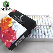 Рисование гуашью краски комплект Высокое качество Прозрачный 5 мл гуашь пигмент для художественной школы студент
