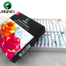 Gouache Painting Paint Set High Quality Transparent 5ML Gouache Pigment For Artist School Student