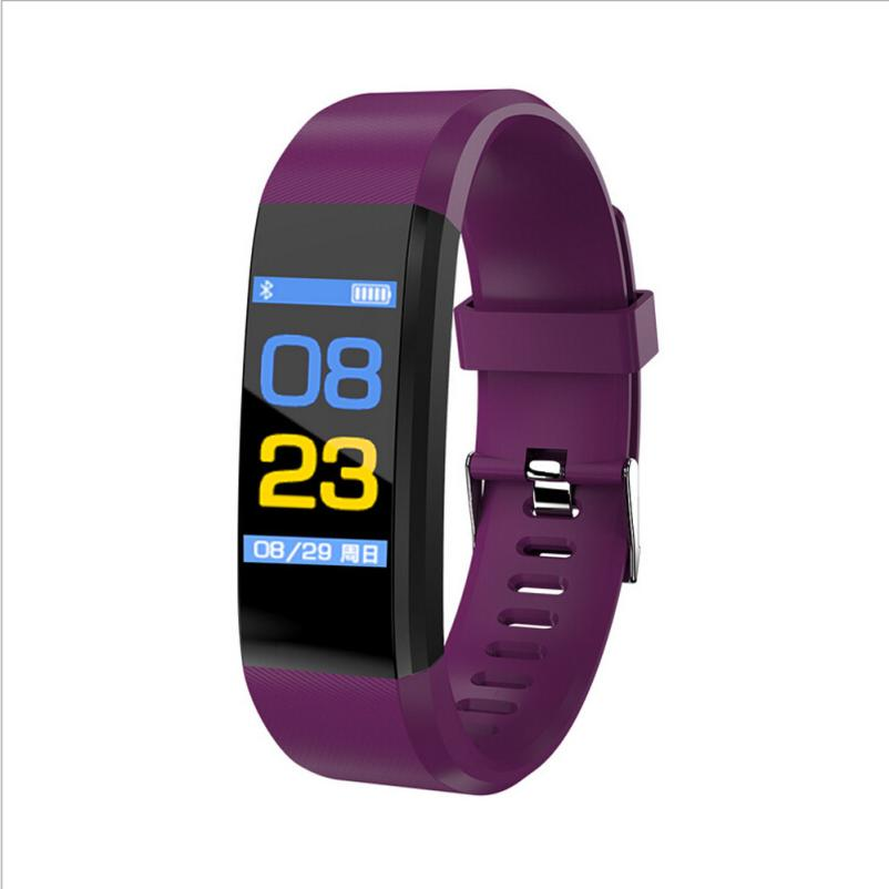 Electronics Fitness Tracker Color Screen Heart Rate