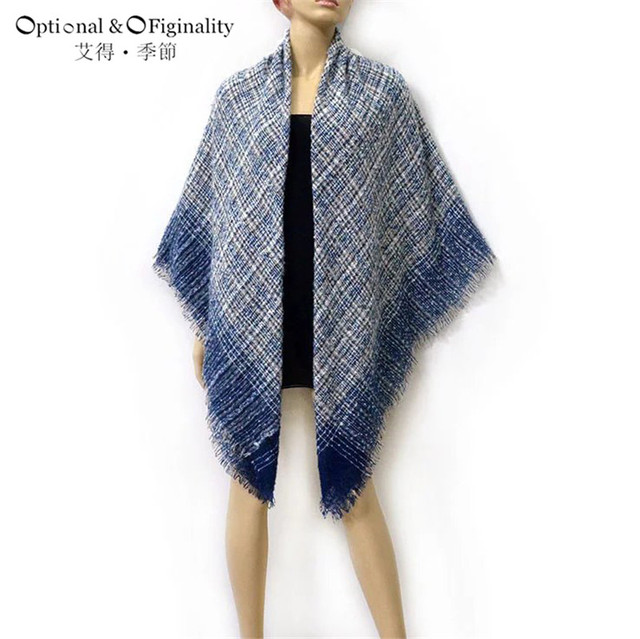2016 hot sale patchwork wool fashion pashmina women scaves fantastic beasts the most suitable christmas gifts