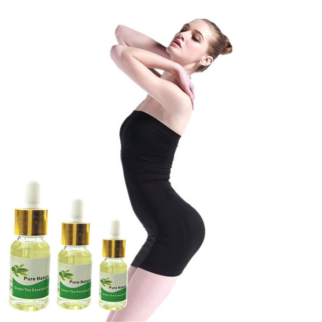 e7f96d23b5 Green Tea Lose Weight Essential oil for Double chin Fat Burning