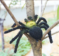 April Fools' Day Horrific Novelty Artificial Spider Prank Toy Simulation Trick Toy Free Shipping