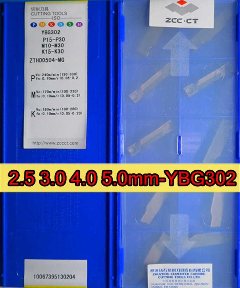 ZTED02503 ZTFD0303 ZTGD0404 ZTHD0504 MG YBG302 10pcs 50pcs Processing: stainless steel and steel Cast iron  ZCC.CT  insert-in Turning Tool from Tools on AliExpress - 11.11_Double 11_Singles' Day 1