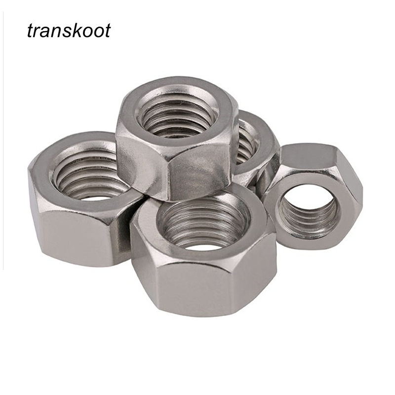 цена на 100pcs DIN934 m1.2 m1.6 m1.6 m2 m2.5 m3 m4 m5 m6 m8 Carbon Steel Hex Hexagon Nut Bolt m1.2 m1.4 m1.6 m2 m2.5 m3 m4 m5 m6 m8