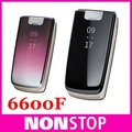 6600 Fold Unlocked Original Nokia 6600F Mobile Cell Phone cellphone