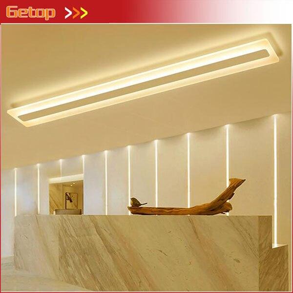 8 Modern Bedroom Lighting Ideas: Aliexpress.com : Buy Modern Simple Office Acryl Ceiling