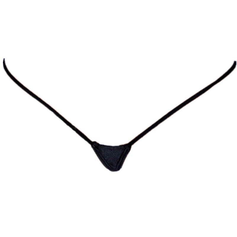 Femmes sous-Vêtements Micro Culotte String Mini Lingerie Paquet Lot
