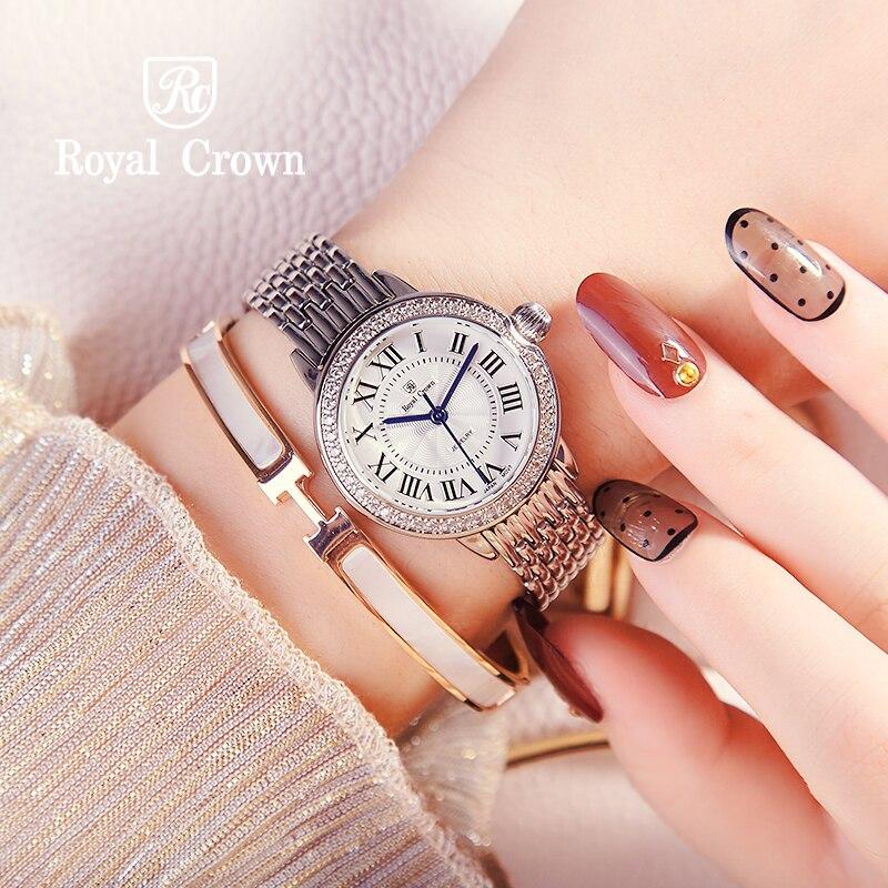 Lady Women s Watch Japan Quartz Crystal Clock Fashion Fancy Dress Bracelet Luxury Party Girl Birthday