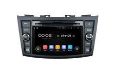 otojeta car dvd gps navi for Suzuki Swift 2011-2012 octa core android 6.0 2GB RAM 32GB ROM stereo BT/radio/dvr/obd2/tpms/camera
