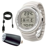 Suunto D9TX with Transmitter and USB Diving Instruments Designer Watches Titanium