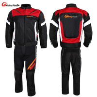 Motorcycle Protetive Mesh Summer Suits Racing Breathable Protection Gear jackets motorbike Full Body Armour Jackets Clothing