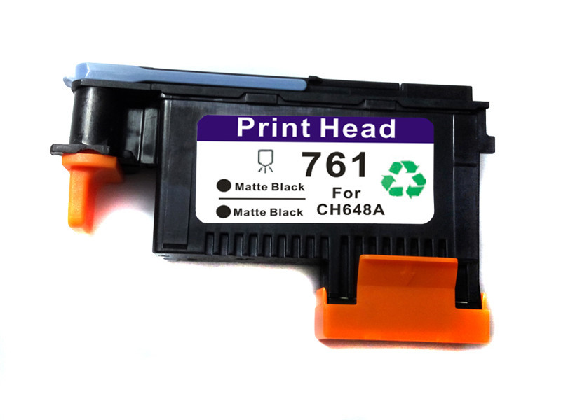 JACA 761 for HP DesignJet Printhead CH645A CH646A CH647A CH648A For HP Designjet T7100 T7200 cn642a for hp 178 364 564 564xl 4 colors printhead for hp 5510 5511 5512 5514 5515 b209a b210a c309a c310a 3070a b8550 d7560