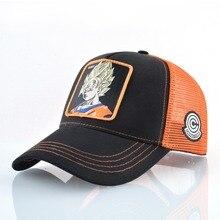 Dragon Ball Graphic Baseball Cap Snapback
