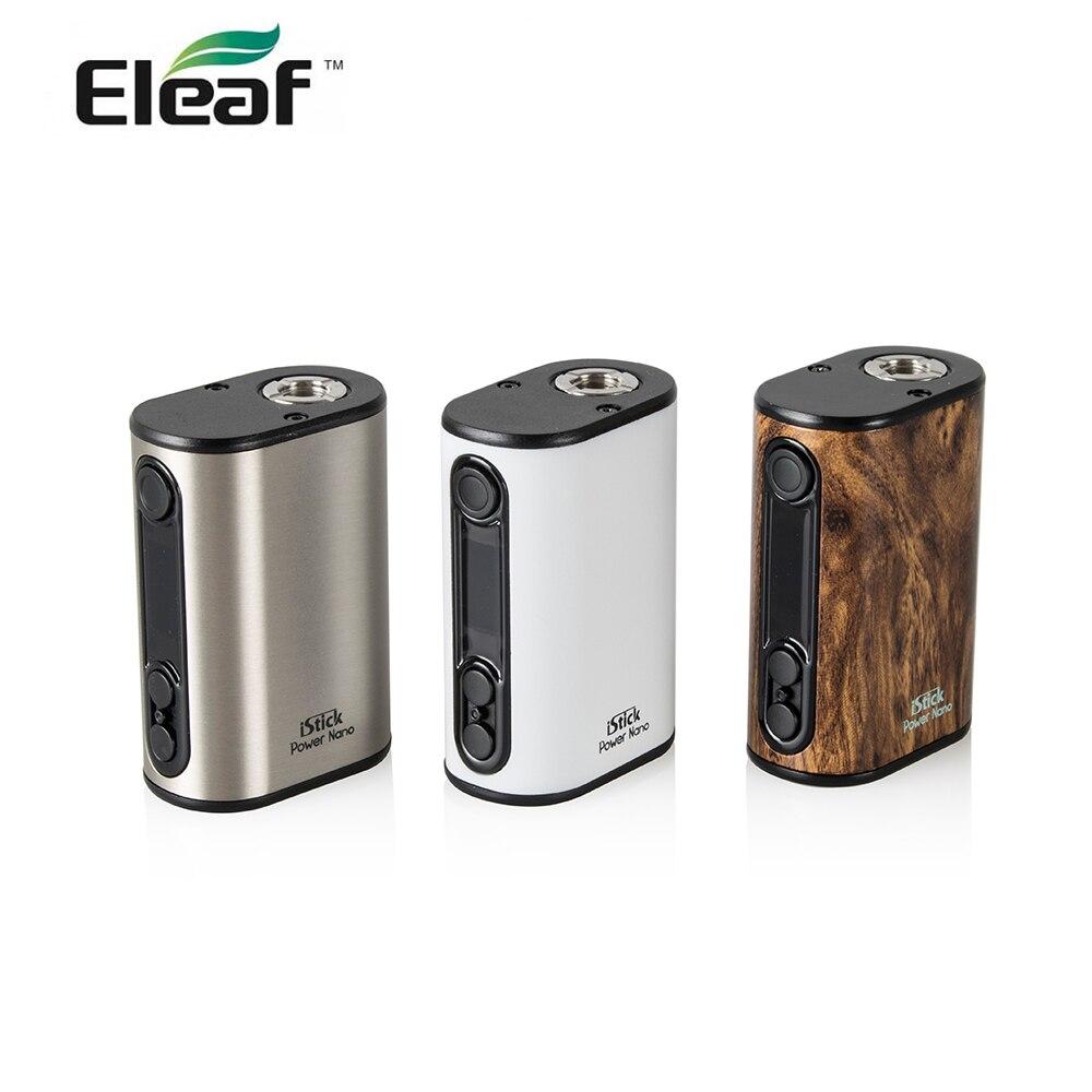 En Vente! 100% Original Eleaf iPower iStick puissance boîte Mod durable intégré batterie 5000 mAh Unique apparence offre spéciale-in Batteries de cigarettes électroniques from Electronique    1