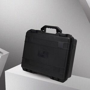 Image 2 - Große Wasserdichte Lagerung Box Tragbare Sicher Tragetasche für DJI Mavic 2 Pro /Zoom Drone /Controller Zubehör