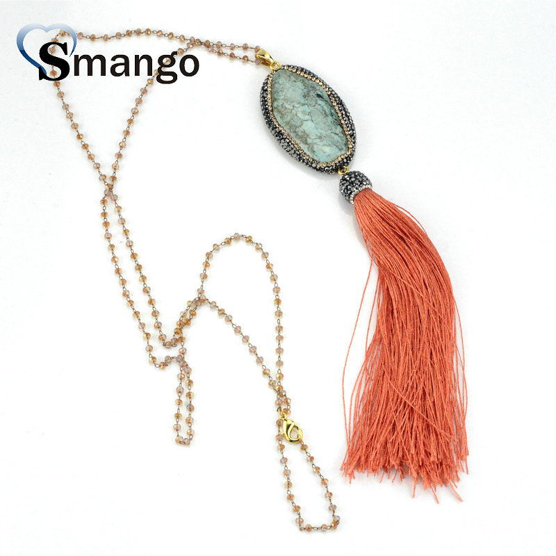 5Pieces, Women Fashion Jewelry ,Tassel Necklaces,Can Wholesale