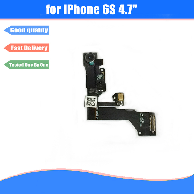 Front Facing Camera & Proximity Light Sensor and Microphone Flex Cable for iPhone 6S 4.7 Replacement Repair Parts