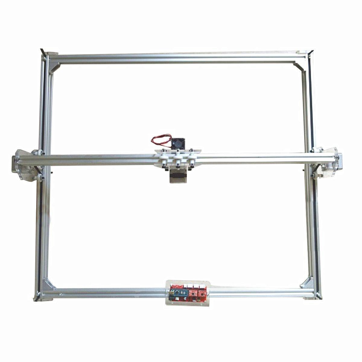 65x50cm 100мвт-5500mw настольных DIY мини лазерной резки/гравировки гравер машина постоянного тока 12В древесины резак/принтер/электрорегулировка