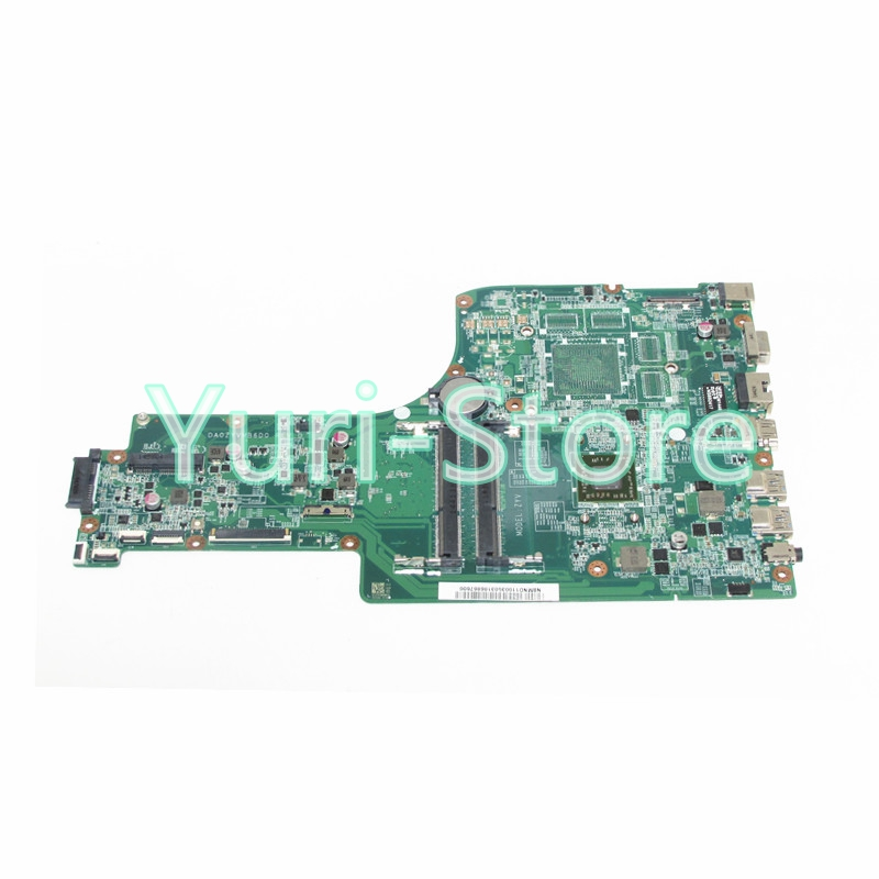 NOKOTION DA0ZYVMB6D0 For acer aspire E5-721 Quanta laptop motherboard NBMND11003 NB.MND11.003 A4-6210 DDR3 nokotion z5wae la b232p for acer aspire e5 521 laptop motherboard nbmlf11005 nb mlf11 005 ddr3