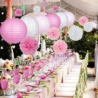 15 шт./компл. бумага удача настенное украшение для дома соты шары украшения для празднования красивой свадьбы подарок на день рождения