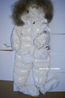 Winter Long Sleeve Romper Baby New Born Infant Climbing Clothes Romper Kids Winter Newborn Jumpsuit
