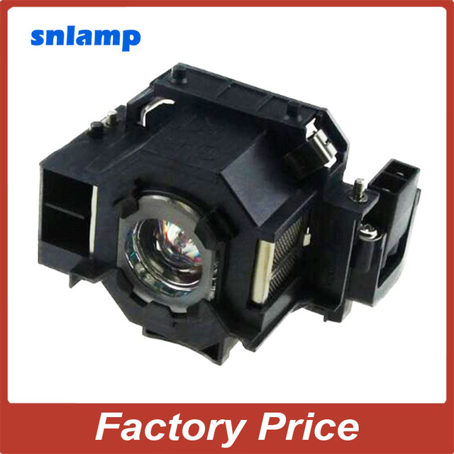 Compatible bulb ELPLP42 V13H010L42  Projector Lamp with housing for   EMP-822P EMP-83E EMP-410W EB-410W EMP-83HE EB-410WE