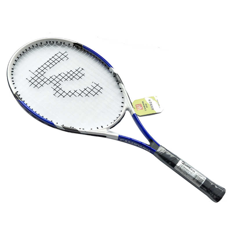 CAMEWIN Brand 1 Piece Tennis Racket High Quality Carbon Fiber Woman and Men Masculino Raqueta de tenis with a High-quality Bag