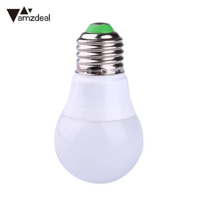 Dimbare Led Lamp Met Afstandsbediening.Us 2 75 18 Off Amzdeal Kleurrijke Rgb Smart Dimbare Led Lamp Lamp 3 W E27 Met Afstandsbediening In Amzdeal Kleurrijke Rgb Smart Dimbare Led Lamp