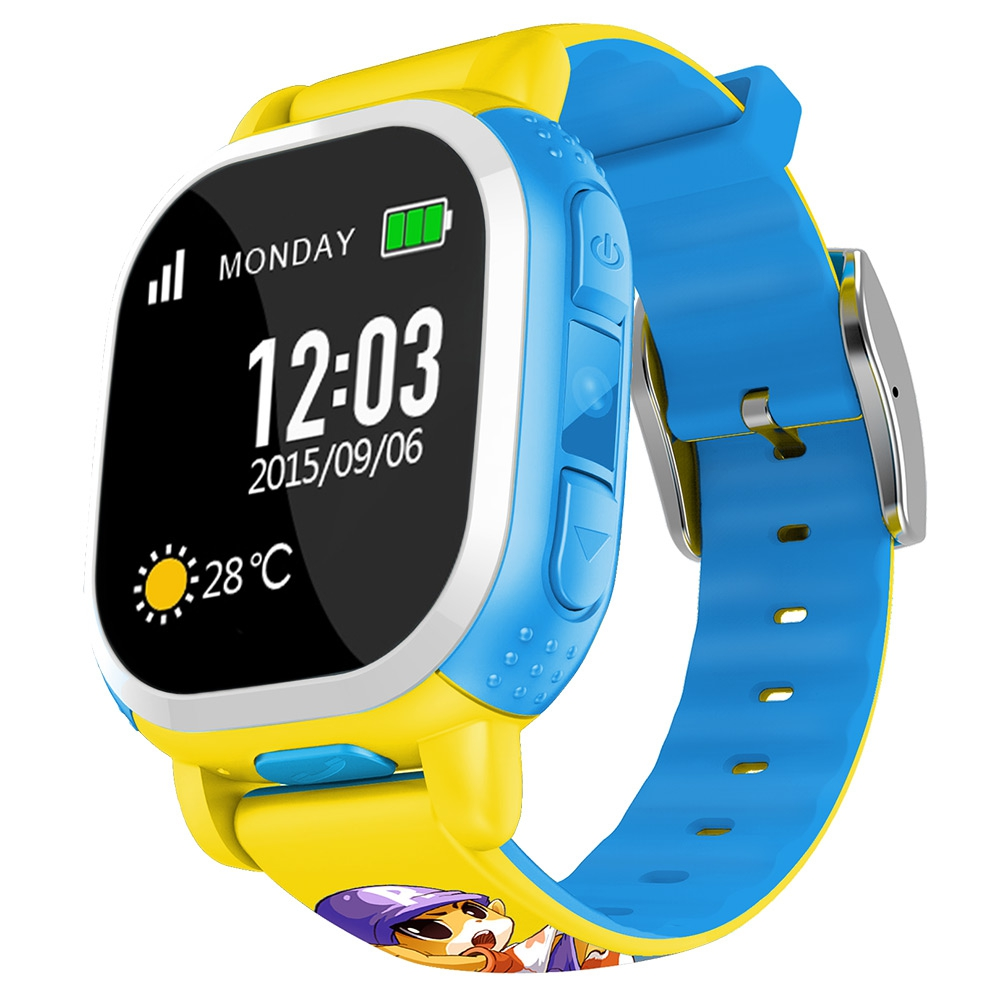 Здесь можно купить  New Tencent QQ WatchGPS Tracker Watch For Kids SOS Emergency Anti Lost Smart Mobile Phone App Bracelet Wristband For Android iOS New Tencent QQ WatchGPS Tracker Watch For Kids SOS Emergency Anti Lost Smart Mobile Phone App Bracelet Wristband For Android iOS Бытовая электроника