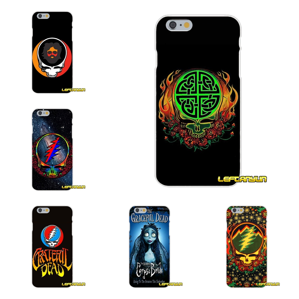US $0 99 |Grateful Dead Band Skull Logo Soft Silicone phone Case For  Motorola Moto G LG Spirit G2 G3 Mini G4 G5 K4 K7 K10 V10 V20-in  Half-wrapped