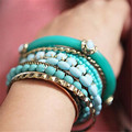 Bohemian Style Multilayer Bracelets & Bangles for Women Men Jewelry 2017 Fashion Beaded Charm Bracelet Femme Pulseras Mujer