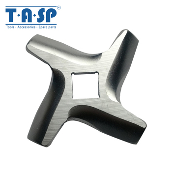1pc Meat Grinder Knife Blade meat grinder spare parts Attachment for Moulinex HV2 HV4 HV6 type A133 HV8 Kitchen Appliance parts