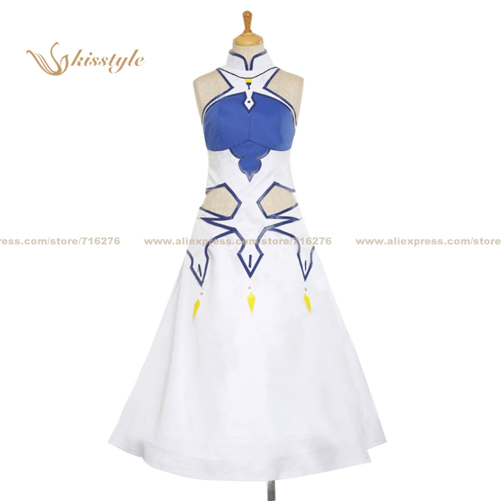 Kisstyle Fashion The Pilots Love Song Toaru Hikushi e no Koiuta Claire Cruz Nina Viento Cosplay Costume,Customized Accepted