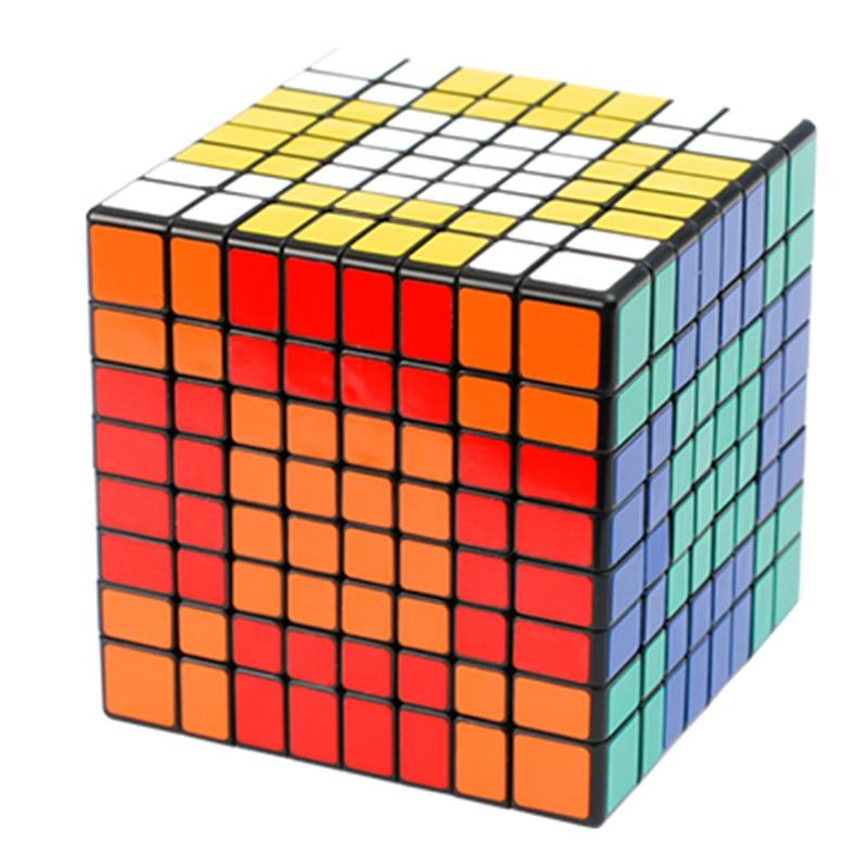 Cube magique Shengshou 9x9 10x10 Cubes magiques 8x8 garçons cadeau Puzzle éducatif Cubes