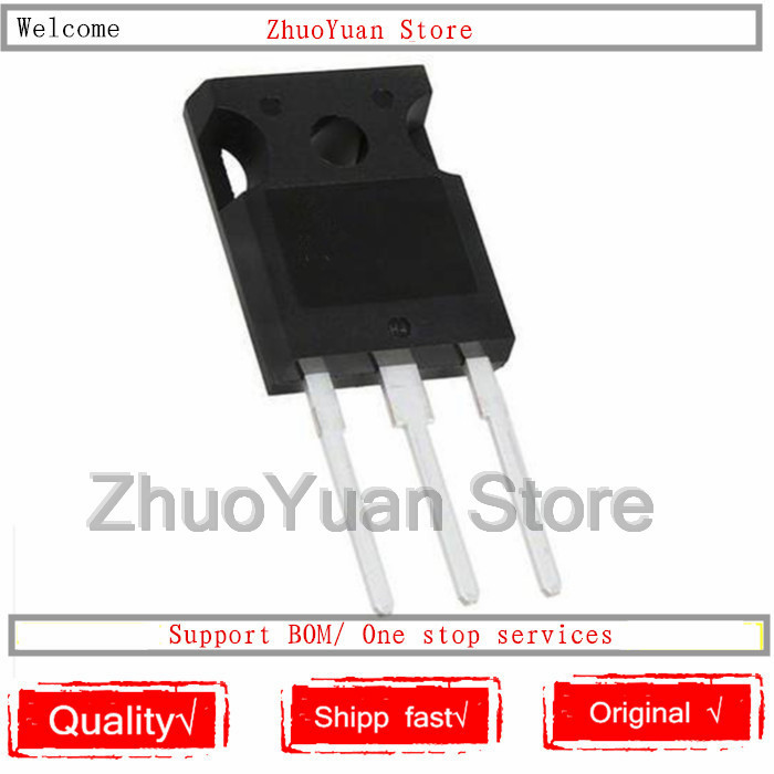 10PCS/lot HGTG12N60A4D 12N60A4D 12N60A4 TO-247 23A 600V Power IGBT