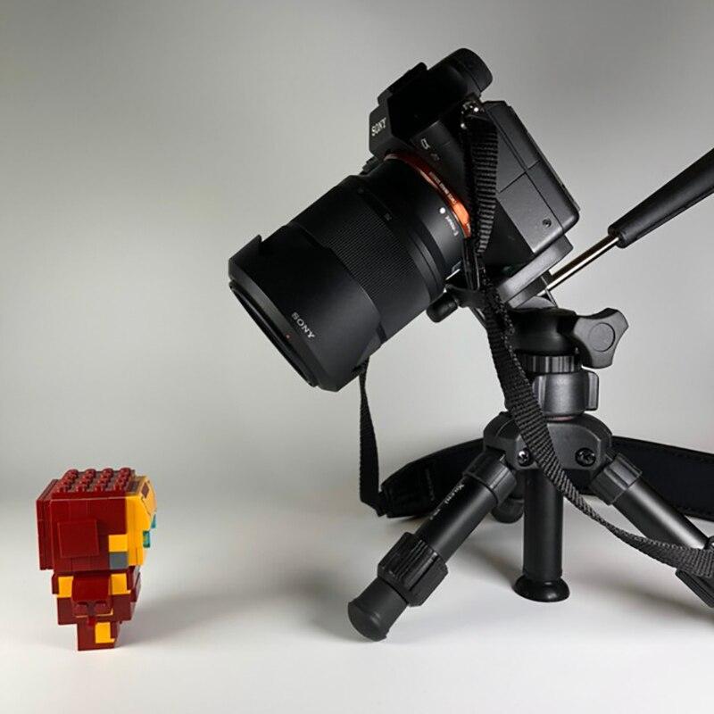 XILETU XB-2 Panoramique Portable Mini Trépied Pour Appareil Photo Numérique Avec Trois dimensions De Table Trépied Tête