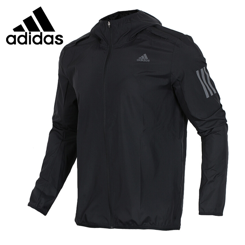 Original New Arrival 2018 Adidas RS HD WND JKT M Men's jacket Hooded Sportswear original new arrival official adidas neo men s windproof tatting jacket hooded sportswear
