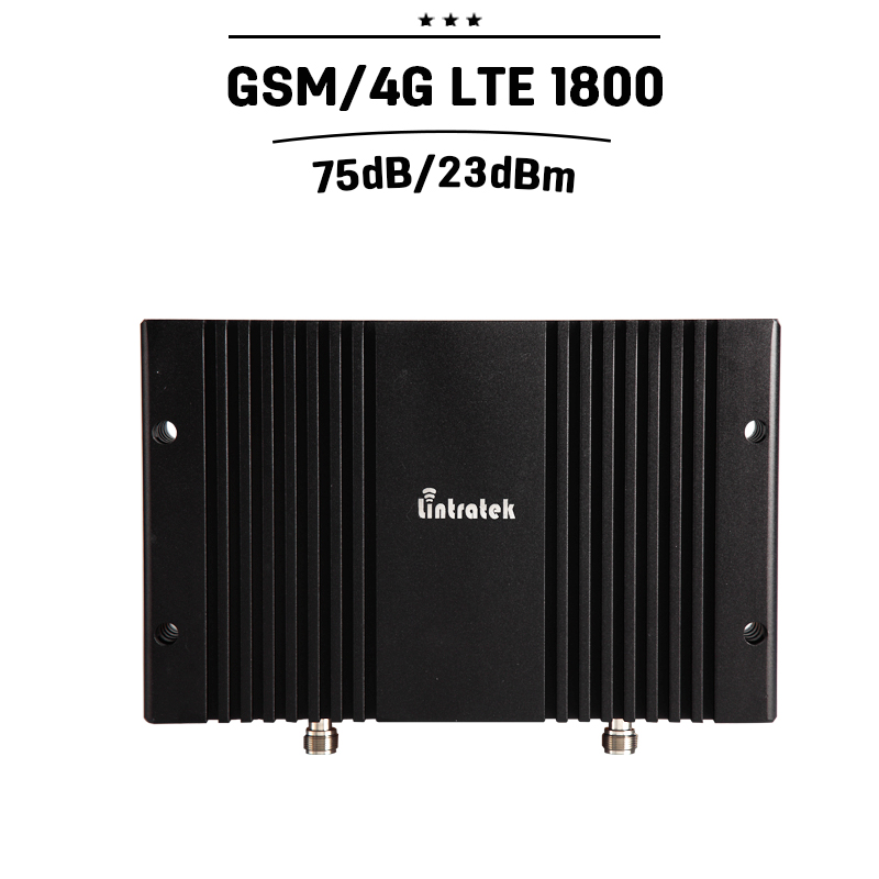 Cover 800 Square Meters Area GSM 1800 mhz 75dB Gain Mobile Cellular Signal Booster MGC 23dBm Power Cell Amplifier Repeater#30Cover 800 Square Meters Area GSM 1800 mhz 75dB Gain Mobile Cellular Signal Booster MGC 23dBm Power Cell Amplifier Repeater#30